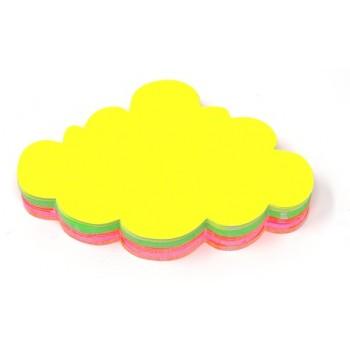 Nuvola - 50 Segnaprezzi - Fluo Assortiti