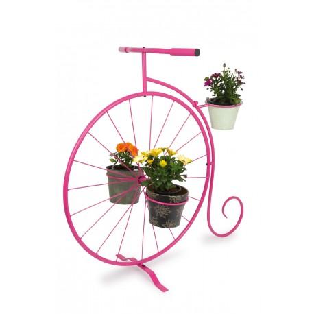 Mono Ciclo con vasi per fiori