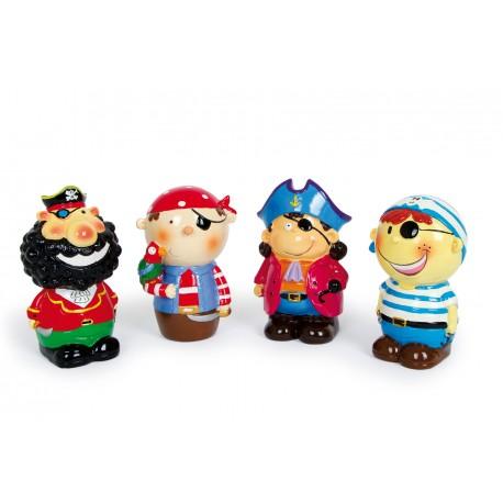 Salvadanaio Banda dei Pirati