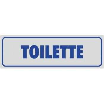 Toilette Argento - 1 Etichetta