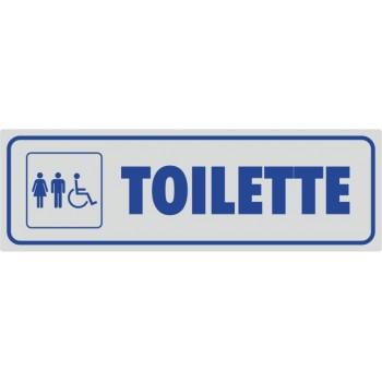 Toilette Uomo/Donna/Disabili - 1 Etichetta