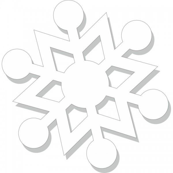 Fiocco Neve - 5 fiocchi