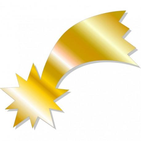 Stella Cometa Oro - 5 stelle