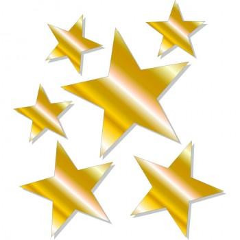 Stelle Ass. Oro - 15 stelle