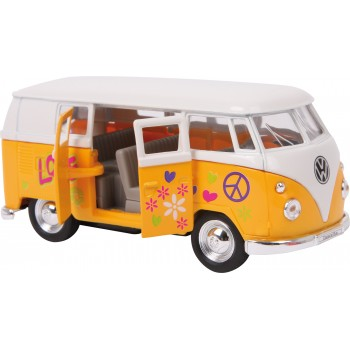 Automodello Classical Bus VW '63, ca. 11 x 5 x 5 cm
