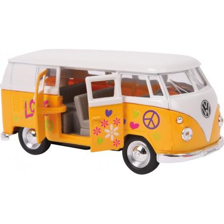 Automodello Classical Bus VW '63, ca. 11 x 5 x 5 cm