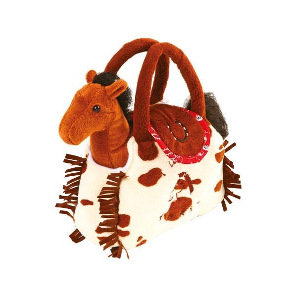 Pony nella borsa, ca. 20 x 7 x 20 cm