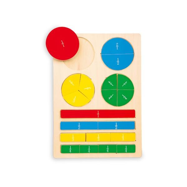 Puzzle  «Maestro dei conti», ca. 30 x 22 x 0,5 cm