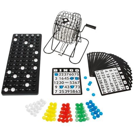 Set per Bingo con accessori, ca. 20 x 19 x 20 cm