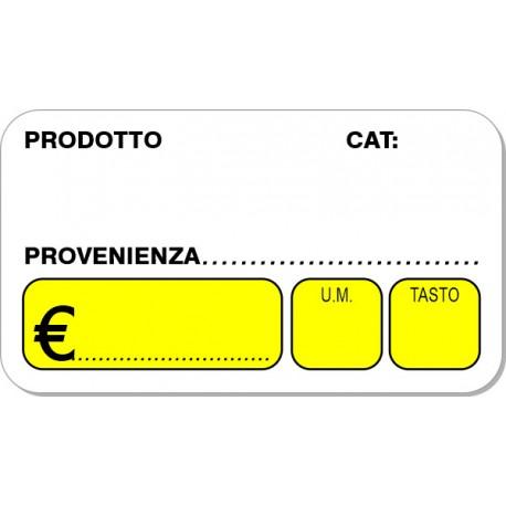 Cartello In Pvc Riscrivibile Cm 16x9 - 10 Pezzi