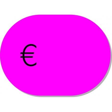 Ovale cm. 9X6 - 10 Pezzi