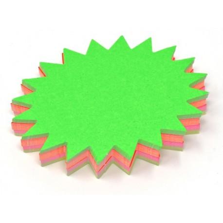 Flash - 50 Segnaprezzi - Fluo Assortiti